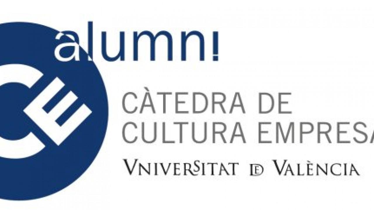 Logo Alumni CCE Universitat de València