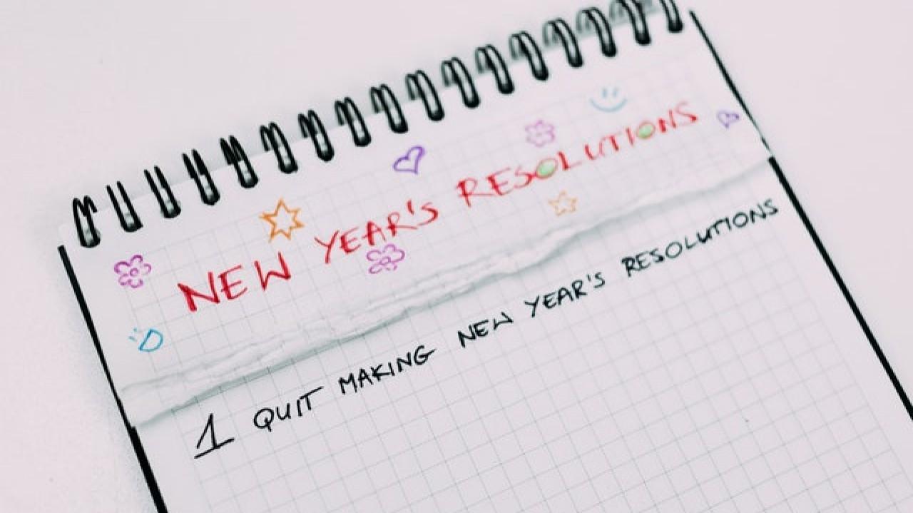 CCE propósitos de año nuevo