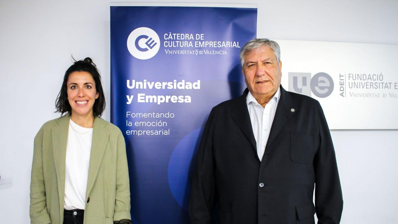 Manuel García Portillo y Luz Adell